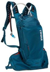 Велорюкзак с питьевой системой Thule Vital 8L DH Hydration Backpack Moroccan Blue