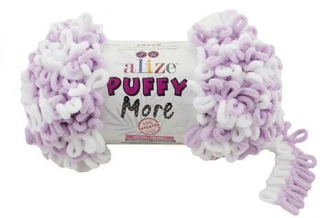 Пряжа Alize Puffy More цвет 6291