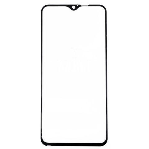 Защитное стекло для Xiaomi Redmi Note 8 Pro с черной рамкой 2,5D Full Glue