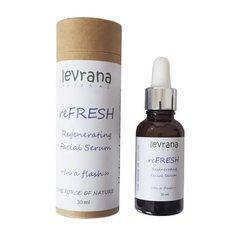 Levrana, Регенерирующая сыворотка для лица reFRESH, 30мл