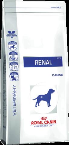 Royal Canin Renal RF14 для собак при ХПН