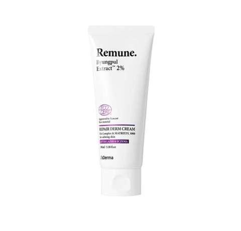 Купить JsDERMA Repair Derm Cream After Lazer&Eczema - Восстанавливающий крем с пептидами и гиалуроновой кислотой