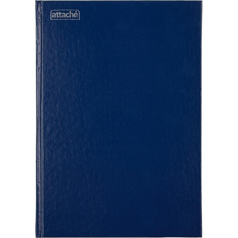 Книга учета бухгалтерская Attache офсет А4 144 листа в линейку на сшивке (обложка - бумвинил)