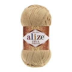 Пряжа Alize Diva Stretch цвет 368
