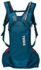 Картинка рюкзак велосипедный Thule Vital 8L DH Hydration Backpack Moroccan Blue - 3