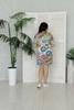 Яркое летнее платье 03/60