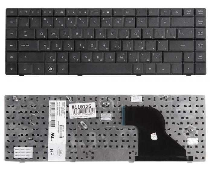 Клавиатура для ноутбука HP Compaq 625 620 621 CQ620 CQ621 CQ625