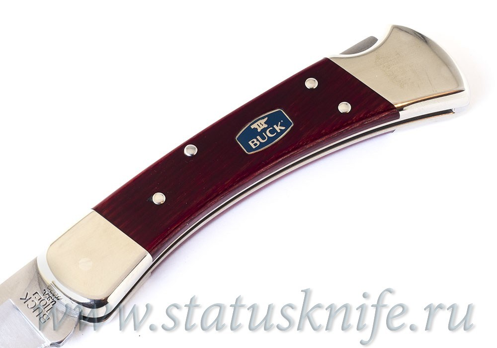 Нож BUCK Hunter 110 CWSNK-B Chairman Series - фотография