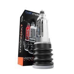 Прозрачная гидропомпа HydroMAX7 Wide Boy