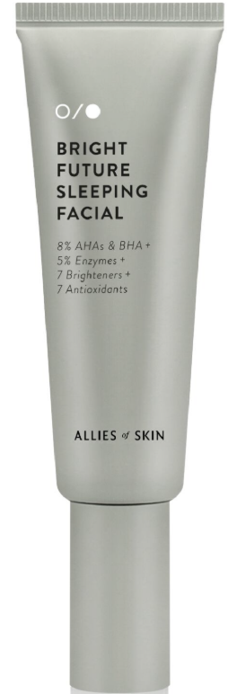 Allies of Skin Bright Future Sleeping Facial ночная маска 50мл