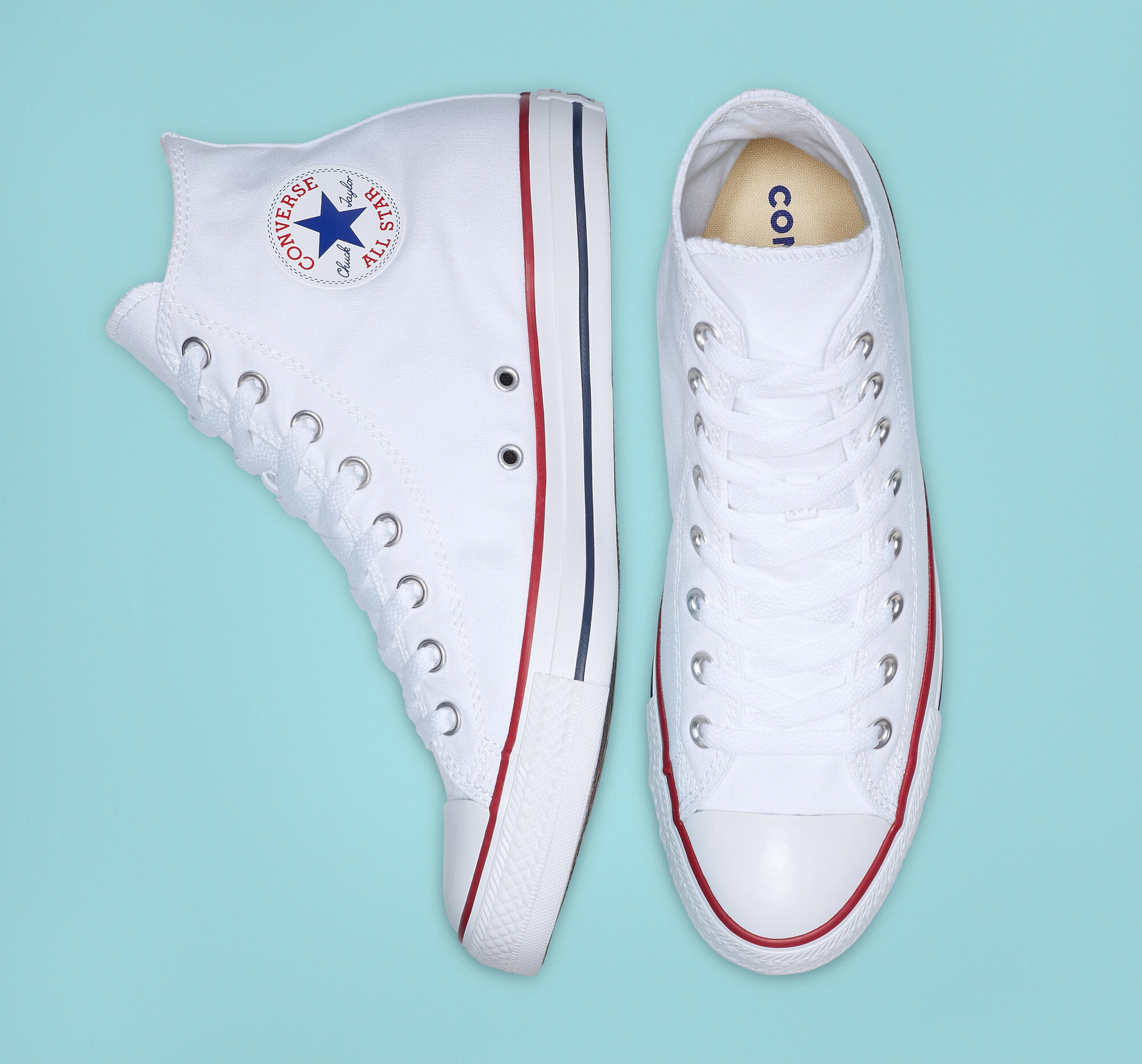 Converse All Star Hight White