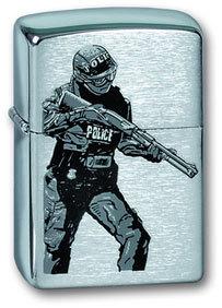 Зажигалка Zippo Police (200)