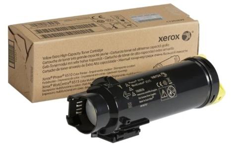 Картридж Xerox 106R03695 желтый