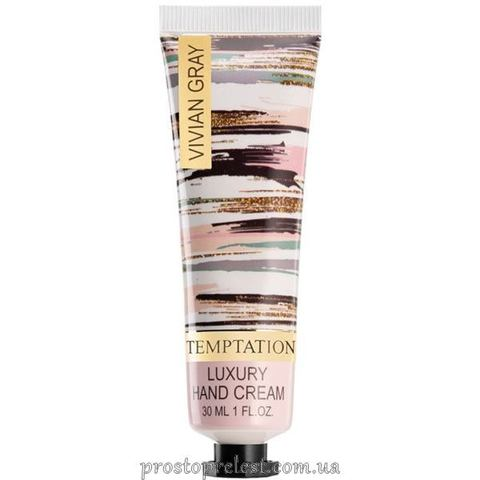 Vivian Gray Temptation Luxury Hand Cream - Крем для рук