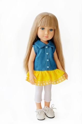 Кукла Бланка, Рейна дель Норте, 32 см, ПРЕДЗАКАЗ ИЮЛЬ
