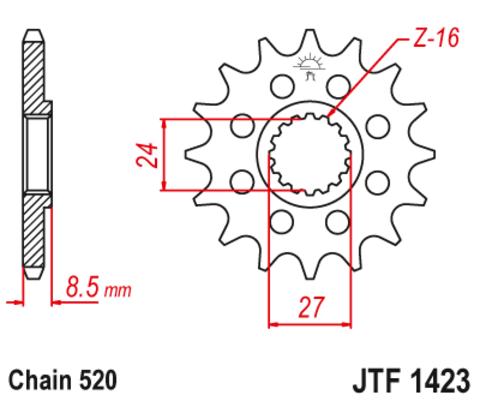 JTF1423