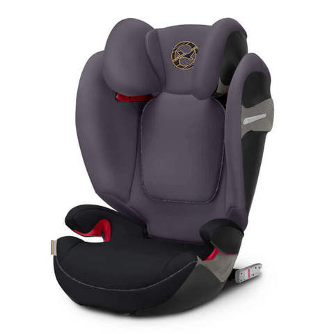 Автокресло Cybex Solution S-Fix Premium Black