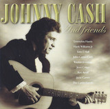 Johnny Cash ‎/ Johnny Cash And Friends (CD)