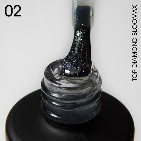 Топ Diamond 2, серебро, 12 мл