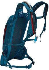 Велорюкзак с питьевой системой Thule Vital 8L DH Hydration Backpack Moroccan Blue - 2