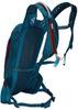 Картинка рюкзак велосипедный Thule Vital 8L DH Hydration Backpack Moroccan Blue - 2