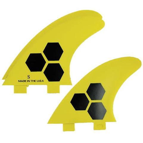 Channel Islands FCS Thruster S Yellow