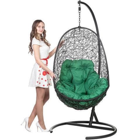 Подвесное кресло Easy Black