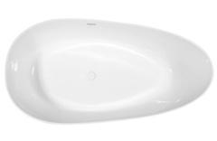 Акриловая ванна ABBER AB9211 170х85 см отдельностоящая