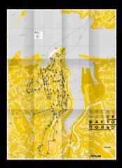 Севастополь 1940-1960 (карта)   TATLIN