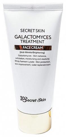 Крем для лица антивозрастной с экстрактом галактомисиса, 50 гр, Secret Skin