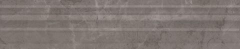 BLE008 Бордюр Багет Гран Пале серый 250х55