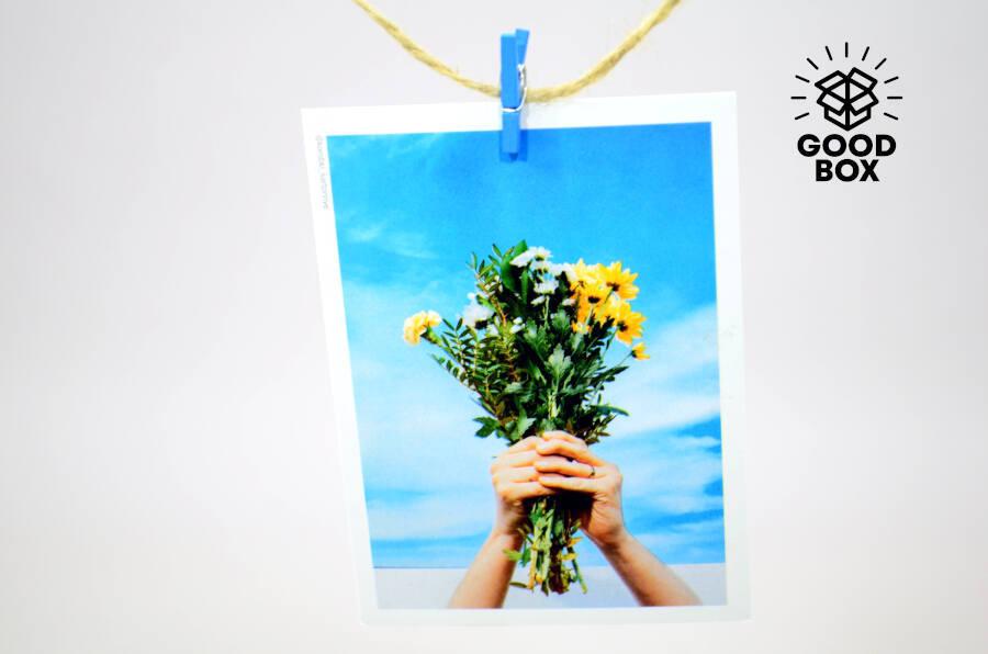 Подарочная открытка с тематикой небо купить недорого