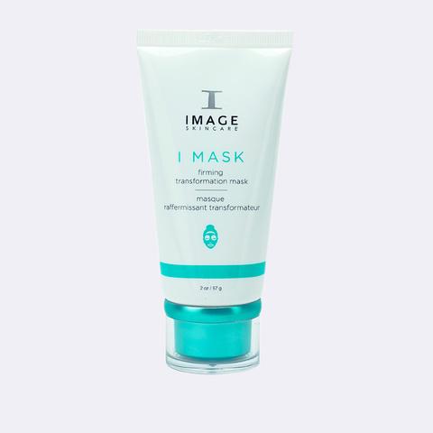 Укрепляющая голубая маска Firming Transformation Mask, I MASK, IMAGE, 57 гр.