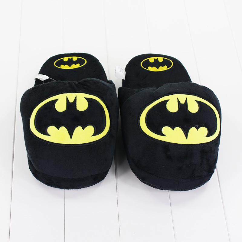Бэтмен тапочки домашние
