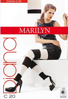 Колготки Marilyn Diana C20