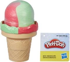 Play-Doh Ice Pop N Cones Ass. 1