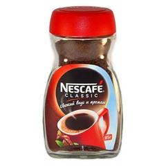 Nescafe CLASSIC стекло 95г