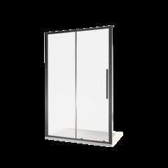Душевое ограждение Good Door IDEA WTW-130-C-B
