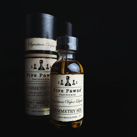 Five Pawns Symmetry Six