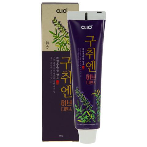 Зубная паста Herb Deffence Style Toothpaste 100g 100гр