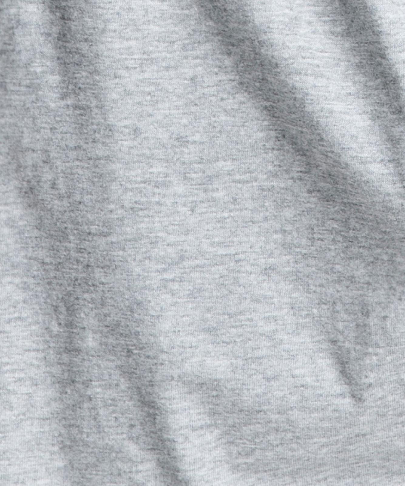 Мужские трусы боксеры Atlantic, набор из 2 шт., хлопок, графит + серый меланж, 2MBX-011