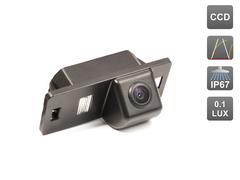 Камера заднего вида для Volkswagen Polo V SEDAN Avis AVS326CPR (#001)