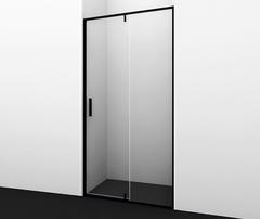Душевая дверь WasserKRAFT Elbe 74P04 90 см