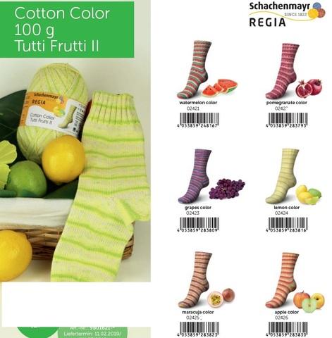 Regia Tutti Frutti Color 2426