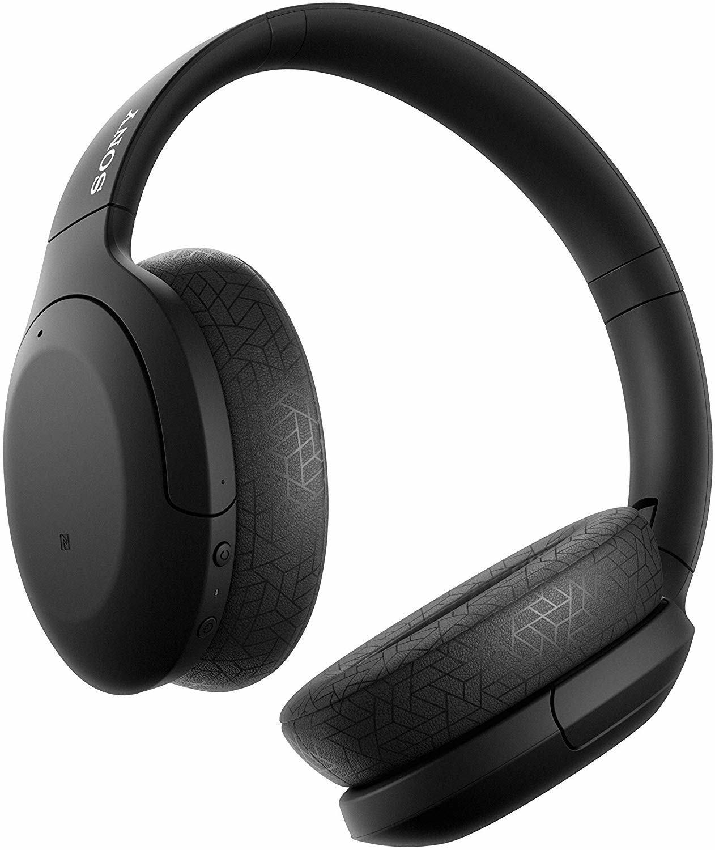 Беспроводные наушники Sony WH-H910NB, цвет черный
