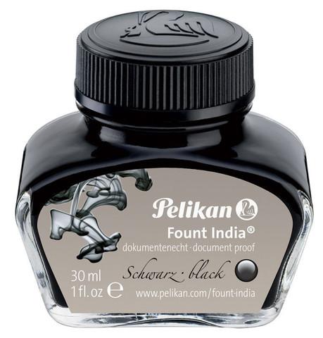 Pelikan Чернила (флакон), не смывающиеся, 30 мл