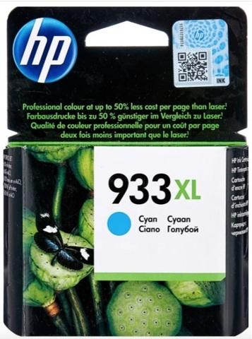 Картридж HP CN054AE 933XL голубой