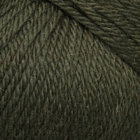 Пряжа Lana Gatto Camel Hair 5913 зеленый мох