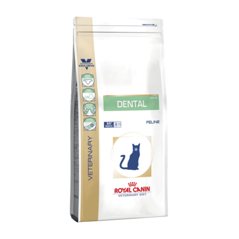 Royal Canin Dental DSO29 Сухой корм для кошек для гигиены полости рта