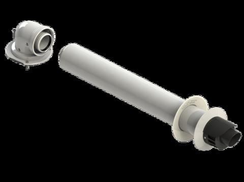 Комплект коаксиальный для конденсационных котлов диам. 60/100L (В-В) - RoyalThermo